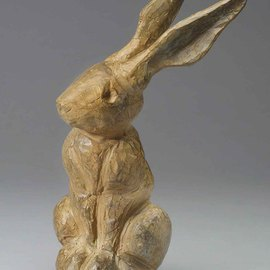 Paul Orzech, , , Original Sculpture Bronze, size_width{Peter_Rabbit-1494792070.jpg} X 10 inches