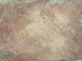 Resendiz Pedro; Explosion, 2005, Original Pastel, 22 x 15 inches. Artwork description: 241   22. 0 ...
