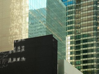 Peter C. Brandt; City Graphics 3, 2012, Original Photography Other, 36 x 24 inches. Artwork description: 241  abstract, architectural, graphic, photography, New York City  (c)2013PeterC. Brandt,          ...