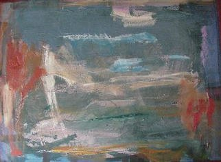 Phillip Pradier; Visionscape, 1997, Original Painting Oil, 24 x 20 inches. Artwork description: 241 oil on canvas...