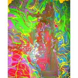 Phil Doan, , , Original Painting Other, size_width{accidental_abstraction-1521487018.jpg} X 40 inches