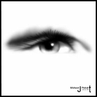 Michael Pickett, 'EYE', 2005, original Drawing Pencil, 4 x 4  x 1 inches. Artwork description: 4683  This pencil drawing was used in the video, How To Draw An EYE ...