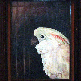 Michael Pickett, , , Original Painting Acrylic, size_width{cockatoo-1200067563.jpg} X 16 inches