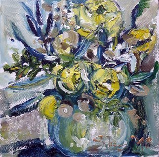 Svetla Andonova; today january 20 5 2018, 2018, Original Painting Oil, 20 x 20 cm. Artwork description: 241 Category	Oil paintingSubject	Flowers and plantsSubstrate	CanvasMaterials	oil colors on canvasStyle	ImpressionisticDimensions 20 x 20 x 2 cm  unframed    20 x 20 cm  actual image size Framing	This artwork is sold unframedShipping Profile	EMS- BULPOSTDispatch Time	8 working days from ...