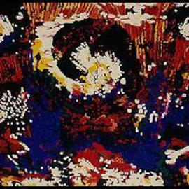 Pygoya Rodney Chang-Phd, , , Original Painting Oil, size_width{Geisha-1146173097.jpg} X 60 inches