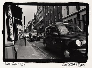 Rachel Schneider; London 18, 2002, Original Photography Black and White, 8 x 6 inches.