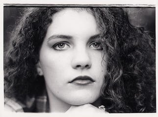 Rachel Schneider; New York 8, 2002, Original Photography Black and White, 9 x 7 inches.