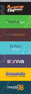 Maulik Shah; Typographic Logo, 2014, Original Graphic Design,   inches. Artwork description: 241  Typographic Logo Design services from at affordable price. We offer vector logo design, identity creation solutions to all sizes of businesses. You can check our services at here: