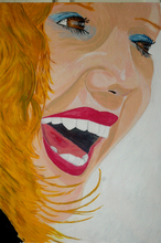 Artist: Isaac Levenbrown's, title: unbridled joy, 2008, Painting Acrylic