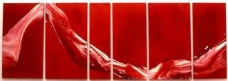 Alison Raimes; Untitled, 2001, Original Painting Oil, 12 x 3 feet. Artwork description: 241 Oil and resin on panels...
