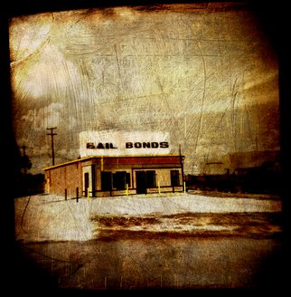 Reuben Njaa; Bail Bonds Rio Grande Cit..., 2007, Original Photography Color, 48 x 36 inches. Artwork description: 241  Memento of the Absent ...