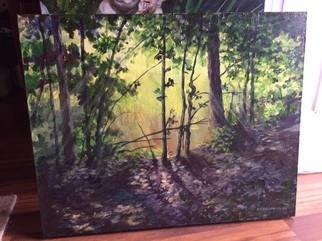 Rebecca L. Baldwin, , , Original Painting Acrylic, size_width{olmsteads_dream-1510634678.jpg} X