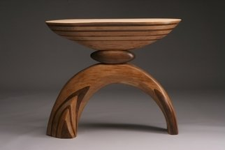 Robert Hargrave, Arch Table, 2007, Original Sculpture Wood, size_width{Arch_Table-1433148502.jpg} X 30 x  inches