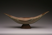 Artist: Robert Hargrave's, title: Most Favored Vessel, 2007, Sculpture Wood