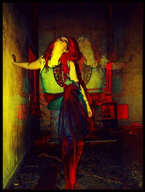 Richard Taylor; FROM WITHIN, 2006, Original Photography Other, 20 x 30 inches. Artwork description: 241 mixed media digital.Photographic print.limeted eddition 20 x 30 canvas. ...