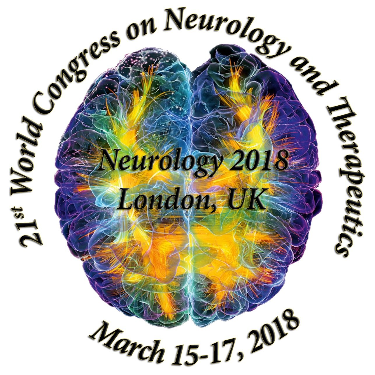 Ronnie Rivera; Neurology Conference 2018, 2017, Original Digital Art, 19 x 19 inches. Artwork description: 241 The 21st World Congress on Neurology and Therapeutics is to be held during March 15- 17, 2018 in London, UK. Neurology Conference will be organized around the theme aEURoeExploring the Recent Innovations and Novel Therapies in Neurology and NeuroscienceaEUR. Neurology 2018 invites participants, moderators, and exhibitors from ...