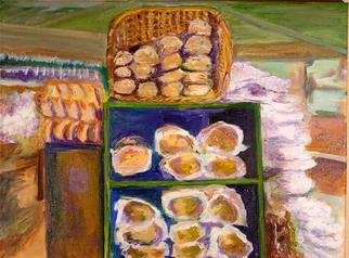 Roz Zinns, 'Bread', 2005, original Painting Acrylic, 24 x 18  x 1 inches. Artwork description: 2703 Wonderful breads for sale...