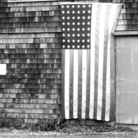 Ruth Zachary, Island Patriot, 2012, Original Photography Black and White, size_width{Island_Patriot-1345576767.jpg} X 8 inches