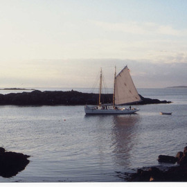 Ruth Zachary, Sailing By, 2012, Original Photography Color, size_width{Sailing_By-1345577231.jpg} X 8 inches