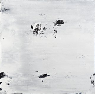 Samuel Pauco; HA08, 2011, Original Painting Oil, 150 x 150 cm.