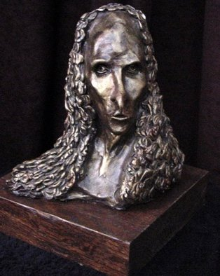 Sandi Carter Brown; Transformation, 2004, Original Sculpture Ceramic, 10 x 10 inches. Artwork description: 241                           Personal Collection                         ...