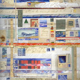 Robert H. Stockton, , , Original Mixed Media, size_width{Small_Hazards_From_The_Real_World-1426614190.jpg} X 16 inches