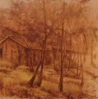 Shanee Uberman; OLD FARM HOUSE Provence France, 2011, Original Painting Oil, 28 x 28 inches. Artwork description: 241  the landscape, the people, the warmth of the land, all inspire. the provence area in france is a magical land. ...