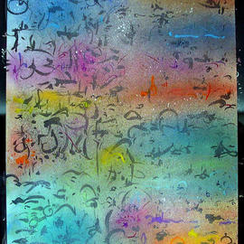 Richard Lazzara, , , Original Mixed Media, size_width{ALL_TURNED_OUT-1045588969.jpg} X 24 inches