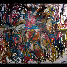Richard Lazzara, , , Original Painting Oil, size_width{DECIPHER_INSCRIPTIONS-1048792634.jpg} X 75 inches