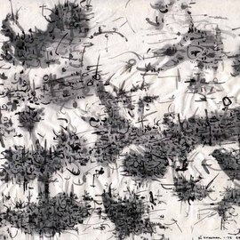 Richard Lazzara, , , Original Calligraphy, size_width{EQUITOR-1045013733.jpg} X 9 inches