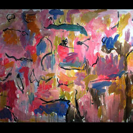 Richard Lazzara, , , Original Painting Oil, size_width{HISTORIC_MARKER-1048793223.jpg} X 48 inches