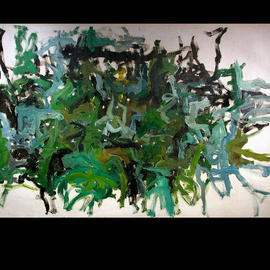 Richard Lazzara, , , Original Painting Oil, size_width{KNOTED_VORTEX-1048634691.jpg} X 35 inches