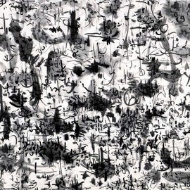 Richard Lazzara, , , Original Calligraphy, size_width{YOURS-1045008365.jpg} X 9 inches