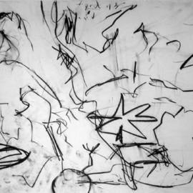 Richard Lazzara, , , Original Drawing Charcoal, size_width{a_star_is_born-1108748928.jpg} X 24 inches