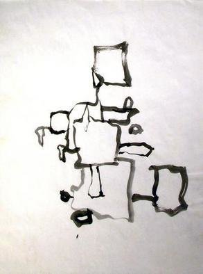 Richard Lazzara, Baba window of light, 1975, Original Calligraphy, size_width{building_blocks-1106687485.jpg} X 24 inches