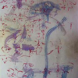 Richard Lazzara, , , Original Calligraphy, size_width{established_paybacks-1121794872.jpg} X 11 inches