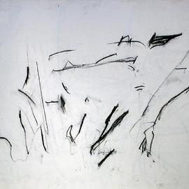 Richard Lazzara, , , Original Drawing Charcoal, size_width{how_to_open_space-1108751442.jpg} X 24 inches