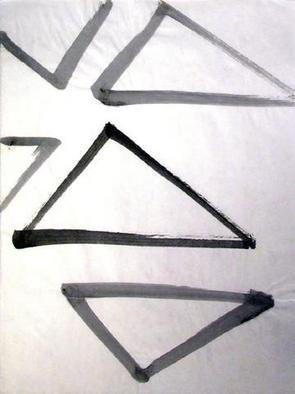 Richard Lazzara, Baba window of light, 1975, Original Calligraphy, size_width{language_of_zen-1106750416.jpg} X 24 inches