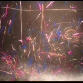 Richard Lazzara, Baba window of light, 1984, Original Calligraphy, size_width{rise_of_enlightenment-1084805068.jpg} X 19 inches