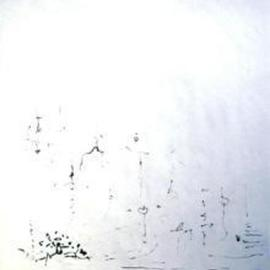 Richard Lazzara, Baba window of light, 1974, Original Calligraphy, size_width{small_words-1106252064.jpg} X 24 inches