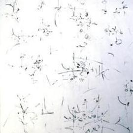 Richard Lazzara, Baba window of light, 1974, Original Calligraphy, size_width{tantra-1106252685.jpg} X 24 inches