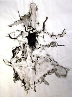 Richard Lazzara, Baba window of light, 1974, Original Calligraphy, size_width{thought_form-1106253634.jpg} X 24 inches