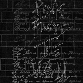 Shelley Catlin, , , Original Photography Digital, size_width{Pink_Floyd_The_Wall-1420154425.jpg} X 20 inches