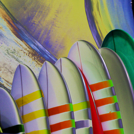 Shelley Catlin, , , Original Photography Digital, size_width{Surfboards_for_sale-1420140090.jpg} X 40 inches