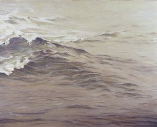 Shin-Hye Park; in Itself, 2009, Original Painting Oil, 162 x 112 cm.
