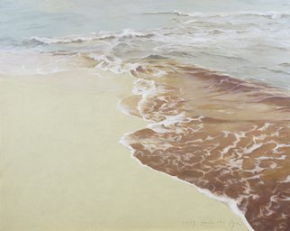 Shin-Hye Park; In Itself, 2009, Original Painting Oil, 162 x 112 m.