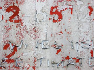 Billy Tucker; Red Sign Abstract Signs O..., 2009, Original Photography Color, 11 x 14 inches. Artwork description: 241  www. thesignsofthetimescollection. com mail surealimpressionism  scenic usa landscape portraits abstract signs vintage urdan still life photo art architecture travel vintage beauty cityscape culture landscape       ...