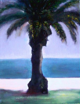 Sue Johnson; By Tampa Bay, 2008, Original Pastel, 19.5 x 16 inches. Artwork description: 241  Plein Air literally means painting the air. This work was done in a park nearTampa Bay in St Petersburg FL where I live.  A sunny day, a slight breeze, sea air.  Who Could ask for  more. Outdoor painting is a passion of mine  Being outside for several ...