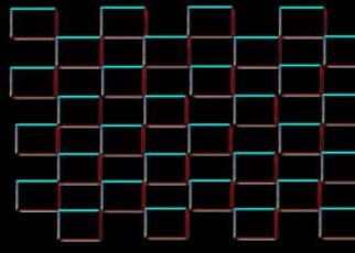 Simone Maxwell; Black Red And Blue Squares 1, 2015, Original Digital Art, 7.5 x 7 inches. Artwork description: 241  Black Red and Blue Squares 1 textile/ fashion/ ladies apparel, etc. , surface design 72 dpi thumbnail only shown here. Copyright 2015 Simone Maxwell. Adobe Photoshop. Unframed original artwork is 7. 5x7 inches, created at 300 dpi and is available for purchase. Spring 2016:  View similar textile designs ...