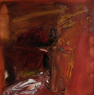 Stefan Fiedorowicz, Closed my eyes, 2014, Original Painting Oil, size_width{closed_my_eyes-1489931877.jpg} X 60 x  cm